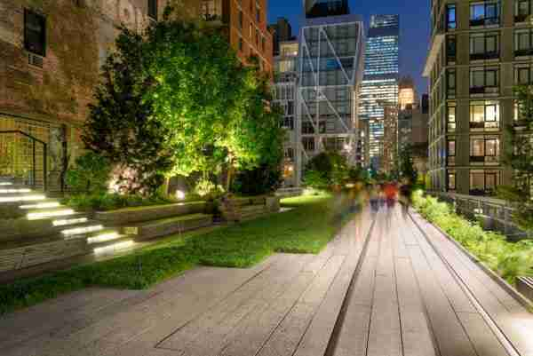 High Line: passeggiata dal Meatpacking District a Hudson Yards