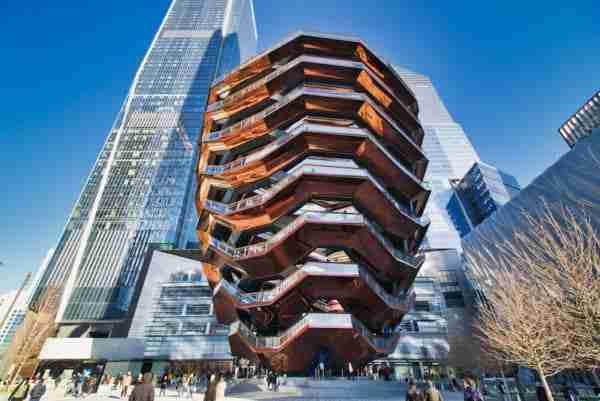 The Vessel Hudson Yards, New York