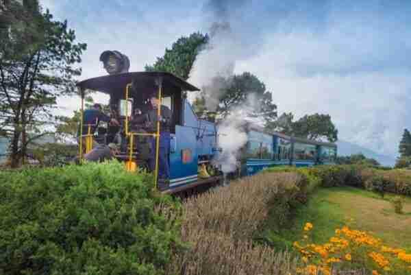 Darjeeling Himalayan Railway, India