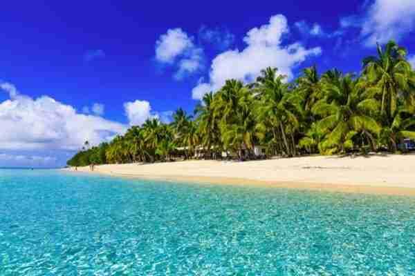 Dravuni Island, Isola delle Fiji