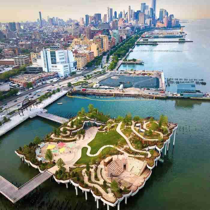 10 cose da fare gratis a New York: Little Island