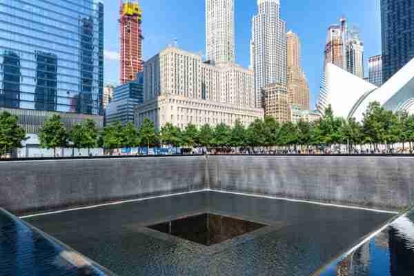 9/11 Memorial a New York