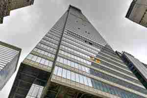 Il nuovo grattacielo One Vanderbilt e l'osservatorio Summit, New Yor